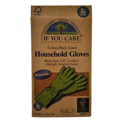 If You Care Large Household Gloves (12x1 Pair)