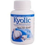 Kyolic Garlic Extract With Vitamin E Cayenne (1x100 CAP)
