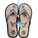 Women's Bamboo Flip Flops - CASE OF 120