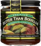 Better Than Bouillon: Superior Touch Vegetable Base, 8 Oz