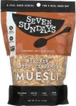 Seven Sundays: Bircher Unsweetened Muesli, 12 Oz