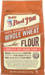 Bob's Red Mill: Stone Ground Whole Wheat Flour, 5 Lb