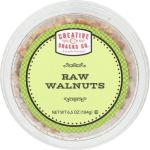 Creative Snack: Walnut Halves Cup, 6.5 Oz