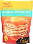 Pamelas: Bakery Baking & Pancake Mix Gluten And Wheat Free, 4 Lb