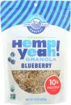 Manitoba Harvest: Blueberry Hemp Yeah! Granola, 10 Oz