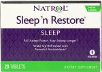 Natrol: Sleep 'n Restore, 20 Tablets
